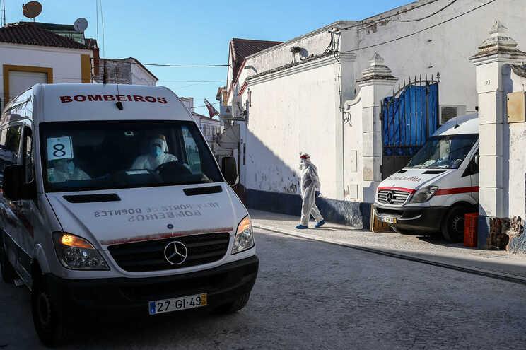 Surto em lar de idosos de Reguengos de Monsaraz causou 16 mortos