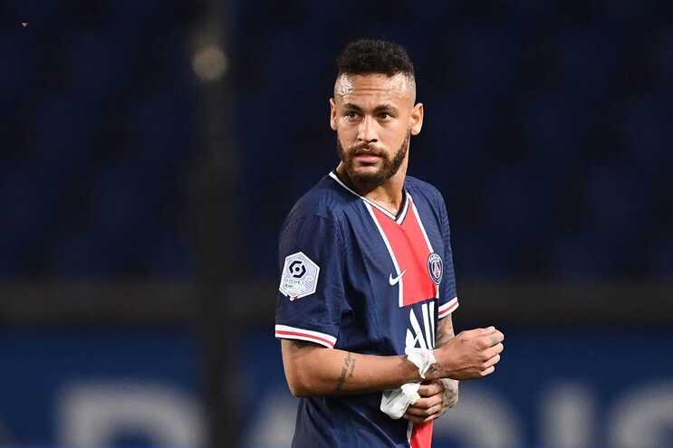 Neymar, do Paris Saint-Germain