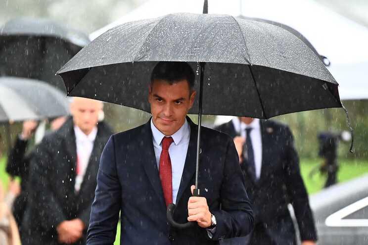 O chefe do Governo espanhol, Pedro Sánchez