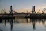 Ponte móvel encerra a partir das 5 horas desta quarta-feira