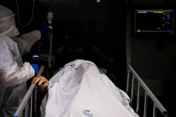 721 mortos a 20 de janeiro: é o valor mais elevado desde que existem registos, quase o dobro em relação