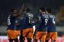 Vitória e F. C. Porto defrontaram-se esta terça-feira