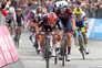 Caleb Ewan venceu pela segunda vez uma tirada do Giro