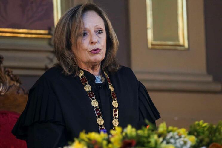 Lucília Gago, procuradora-geral da República