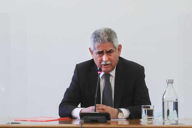O presidente do Conselho de Administração da Promovalor, Luís Filipe Vieira