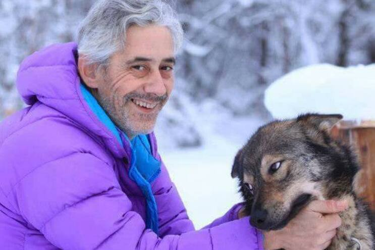 La prueba canina