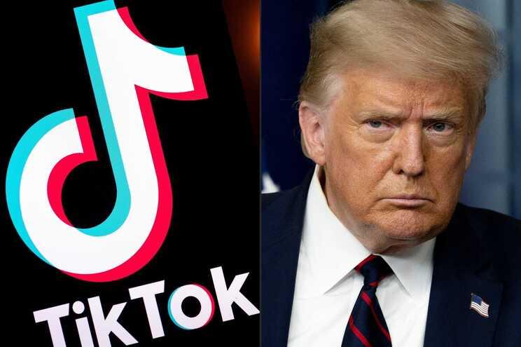 TikTok vai apresentar queixa contra administração Trump
