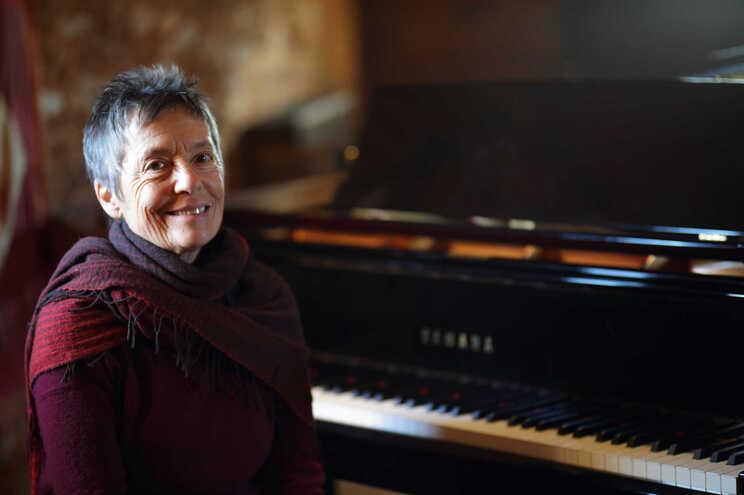 Pianista Maria João Pires é uma das participantes