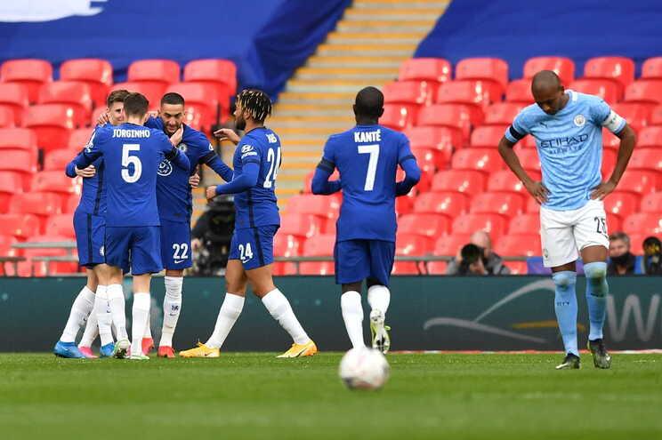 O Chelsea venceu este sábado