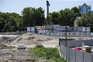 Obras de metro fecham parte inicial da Avenida de França, na Boavista