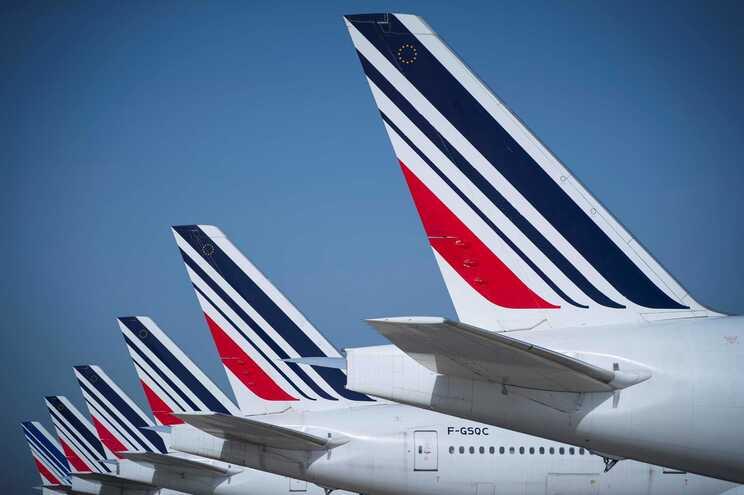 Air France suspende temporariamente voos de e para a Venezuela