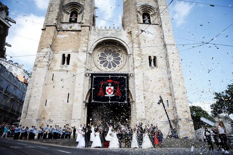 Surtos em nove casamentos e festas na origem de 200 infetados em Lisboa