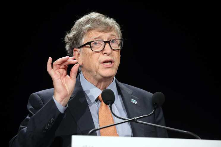 Bill Gates, co-fundador da Microsoft