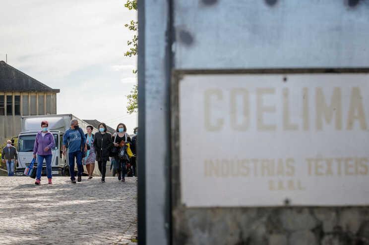 Assembleia de credores decide futuro da têxtil Coelima esta sexta-feira