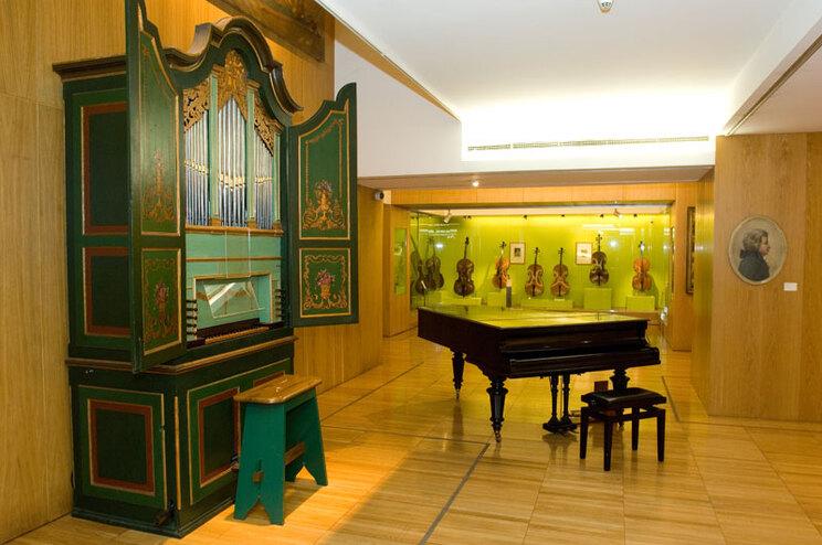 Petição quer travar mudança de Museu da Música para Mafra