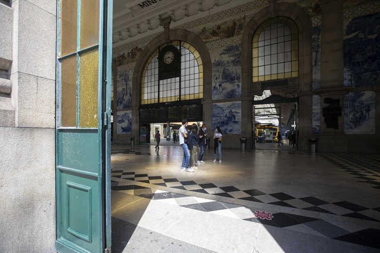 Mercado Time Out vai ocupar a ala sul da estação de São Bento