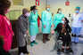 Início da vacinação na Unidade de Cuidados Continuados Integrados da Santa Casa da Misericórdia de Mora