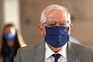 O chefe da diplomacia europeia, Josep Borrell