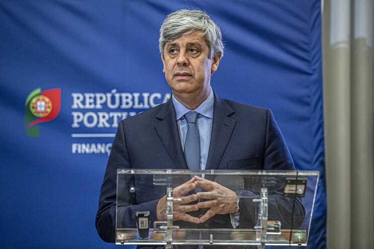Mário Centeno saiu ontem do Governo deixando um histórico de boas contas públicas até ao surgimento da