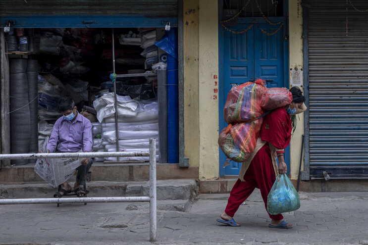 A mutação em causa foi encontrada em casos da variante indiana no Nepal.