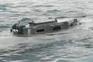 """Submarino """"correio de droga"""" já foi retirado do fundo do mar"""
