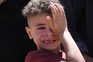 Pelo menos 140 palestinianos, incluindo 40 crianças, morreram na Faixa de Gaza desde segunda-feira