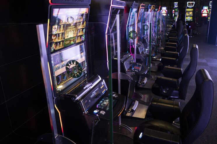 Casino de Espinho tem várias medidas de prevenção implementadas