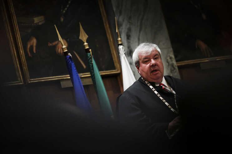 Luís Menezes Leitão é bastonário da Ordem dos Advogados
