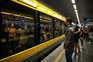 Metro do Porto pode não ter qualquer lugar sentado e só ter 1/4 da lotação