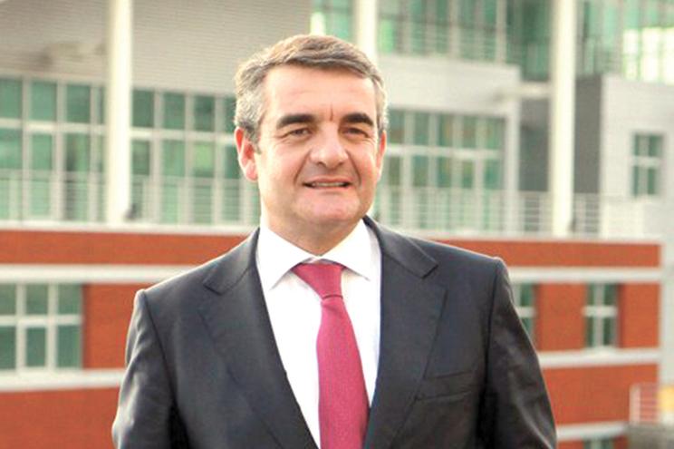 Alfredo Casimiro, acionista maioritário da Groundforce
