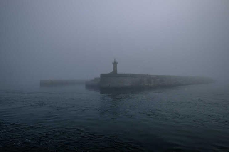 Quebra-mar terá aumento de 300 metros