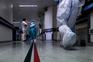 Em 24 horas, foram internados 38 doentes com covid-19