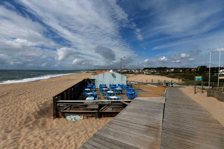 Bar Francemar, praia de Francelos, Vila Nova de Gaia