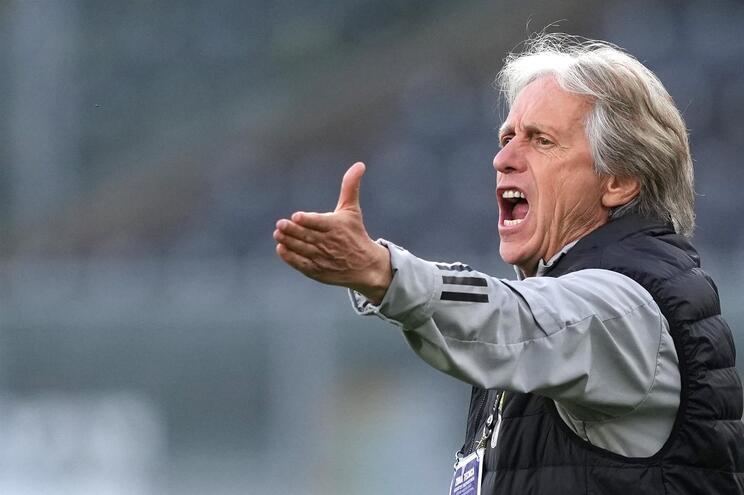 JJ começa a moldar o Benfica 2021/22