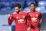 """Bruno Fernandes """"bisa"""" e assiste no regresso do Manchester United aos triunfos"""