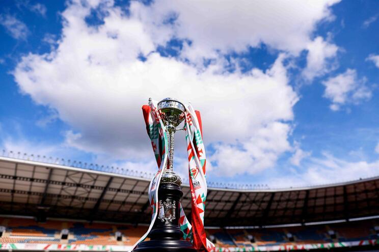 Final da Taça de Portugal está agendada para domingo