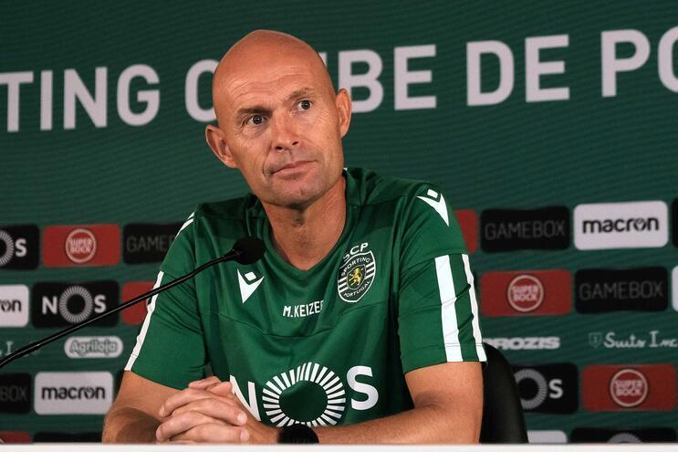 "Keizer: ""Bruno Fernandes está pronto"""