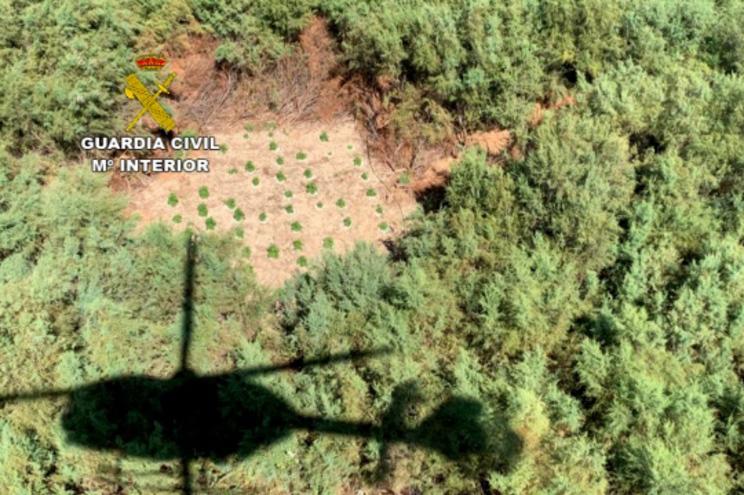Megaoperação para capturar homem que atacou Guardia Civil em Cádis