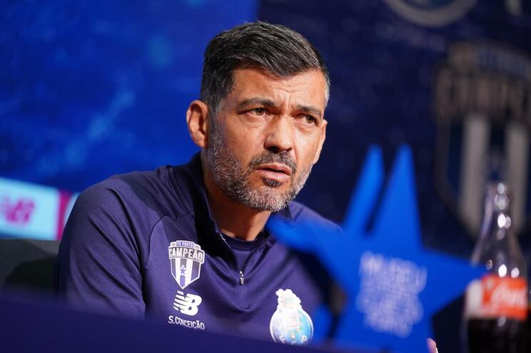Sérgio Conceição confiante num bom resultado no reencontro com a equipa de Simeone