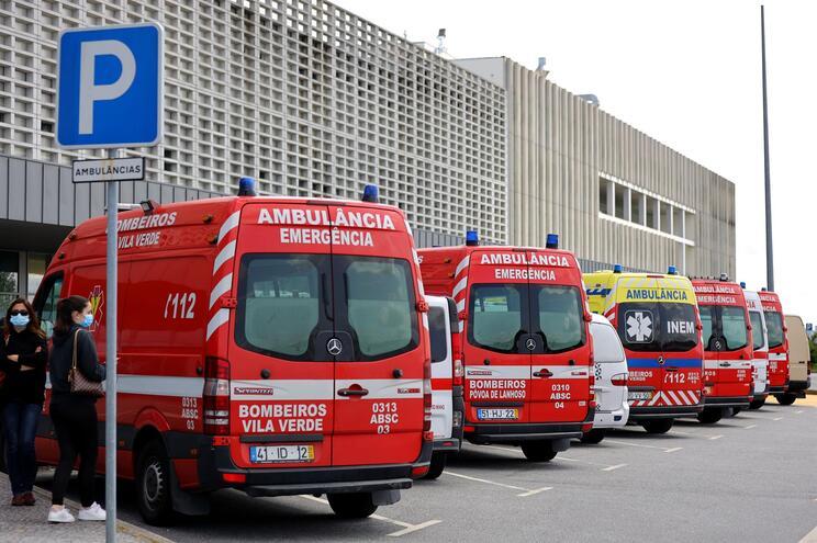 Urgências do Hospital de Braga