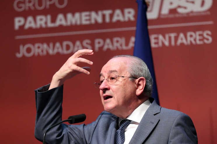 Líder do PSD, Rui Rio, insistiu num pacto para a reforma da Justiça, ao encerrar jornadas parlamentares