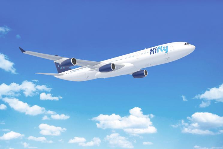 O avião regressará a Portugal no domingo, dia 22 de março