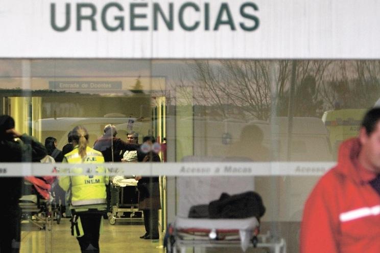 Urgência do Hospital de Leiria