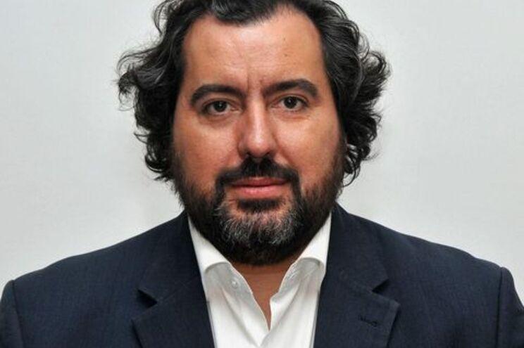 Carlos Pinheiro, presidente demissionário do CDS/Marco