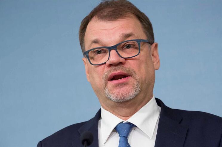 Juha Sipila, primeiro-ministro finlandês