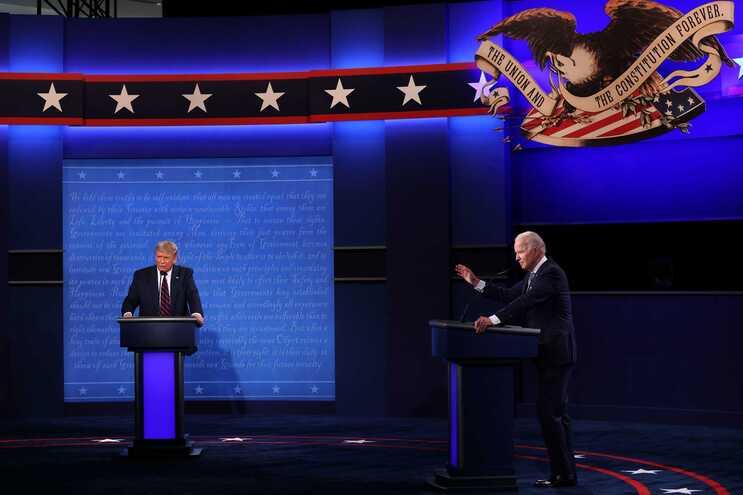 Primeiro debate presidencial fica marcado por insultos e acusações