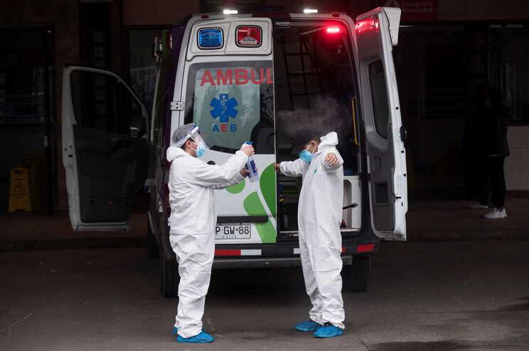 Mais seis mortes e 780 novos casos de covid-19 em Portugal