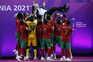 Portugal sagrou-se campeão mundial de futsal