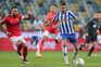 F. C. Porto e Benfica defrontam-se esta noite, no Estádio do Dragão