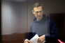 O opositor russo Alexei Navalny